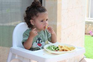 czemu dziecko nie chce jeść