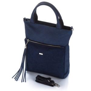 Torebki damskie listonoszki i plecaki dla aktywnych kobiet